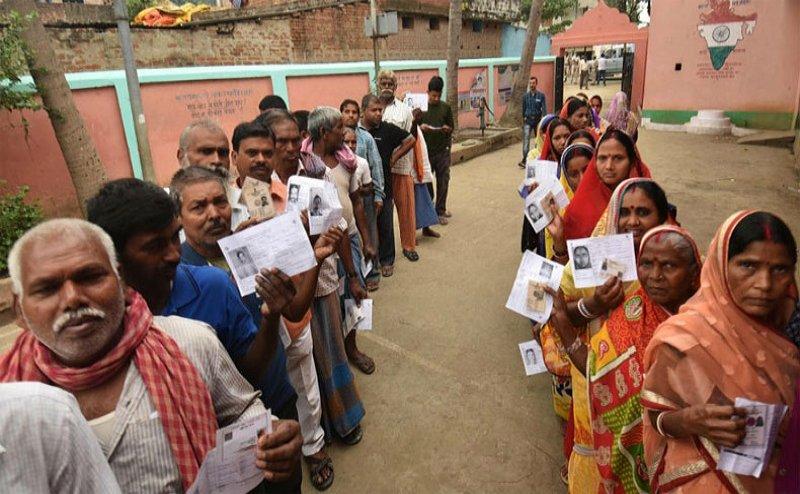Lok Sabha Election 2019: बिहार की 5 सीटों पर कुल 57 फीसदी वोट पड़ें, देखिए सभी सीटों का वोट प्रतिशत