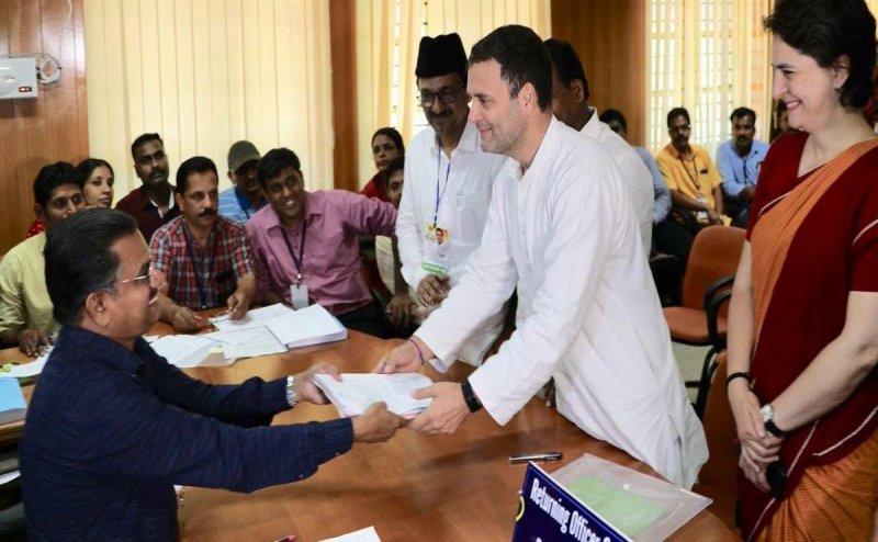 क्या अमेठी में राहुल गांधी का नॉमिनेशन हो जाएगा रद्द? जानिए क्यों उठाए गए हैं सवाल