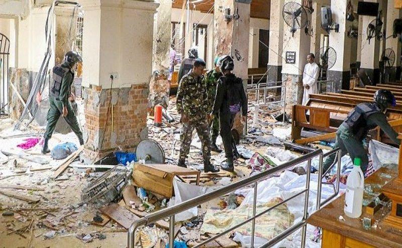 Srilanka Serial Blast: मरने वालों की संख्या 300 हुई, धमाके में 8 भारतीय नागरिक की भी मौत