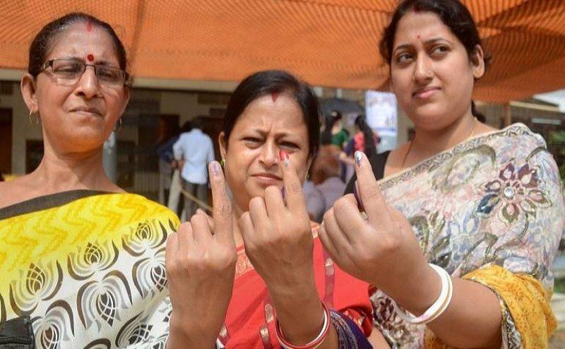 Lok Sabha Election 2019: यूपी की 10 सीटों पर 1 बजे तक 24 फीसदी मतदान