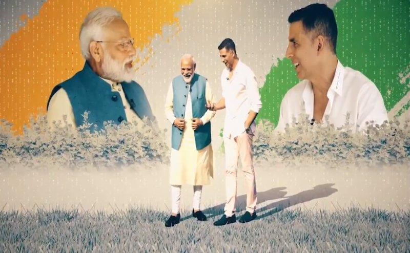 चुटकुले या मीम्स देखकर भी पीएम मोदी को नहीं आता है गुस्सा, जानिए उनकी जिंदगी के और भी राज अक्षय कुमार के साथ