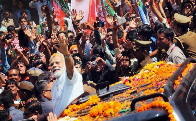 क्या काशी की जनता फिर करेगी मोदी का राजतिलक? 25 अप्रैल को 10 किमी का रोड शो