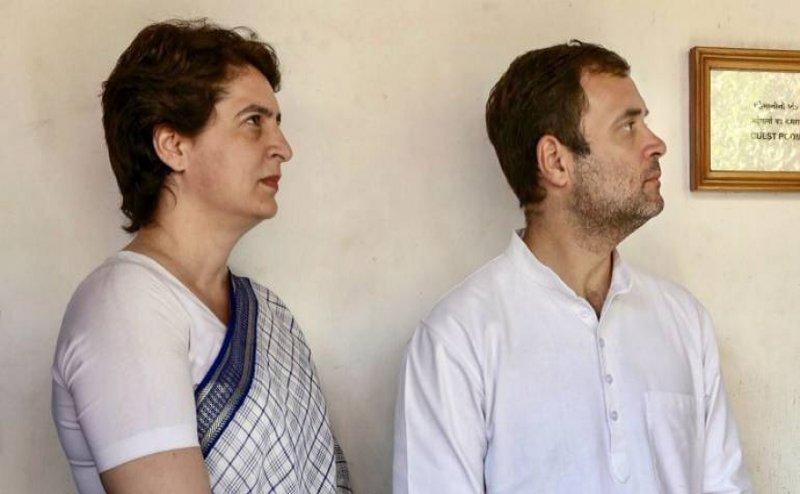 मायावती की वजह से प्रियंका गांधी का वाराणसी से चुनाव लड़ने का प्लान हो गया फेल!