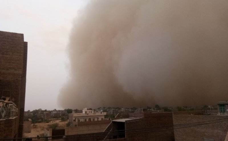 Alert: राजस्थान के इन शहरों में अगले 24 घंटे में आएगा धूल भरा बवंडर, पारा पहुंचा 45 के पार