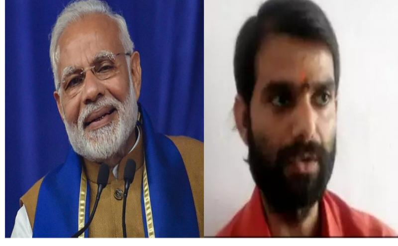 इस शख्स ने नरेंद्र मोदी के दोबारा प्रधानमंत्री बनने के लिए भोजन त्याग करने का लिया संकल्प
