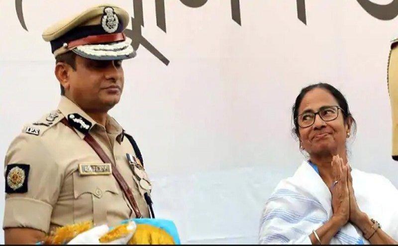 ममता के इस चहेते पुलिस अफसर का है यूपी से गहरा नाता, लटकी गिरफ्तारी की तलवार