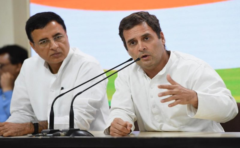 PM मोदी की पहली प्रेस कॉन्फ्रेंस का राहुल ने किया LIVE काउंटर, कहा- उन्होंने मुझसे डिबेट क्यों नहीं किया