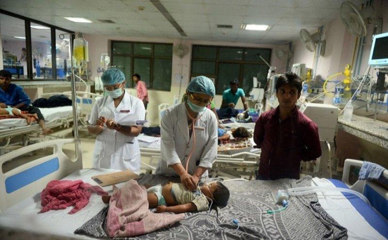 बिहार में चमकी बुखार का कहर, 48 बच्चों की मौत, कम पड़ रहे हैं ICU