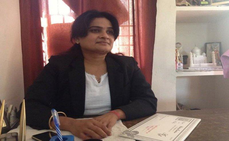 UP बार काउंसिल की अध्यक्ष दरवेश यादव की गोली मारकर हत्या, हमलावर ने भी खुद को मारी गोली