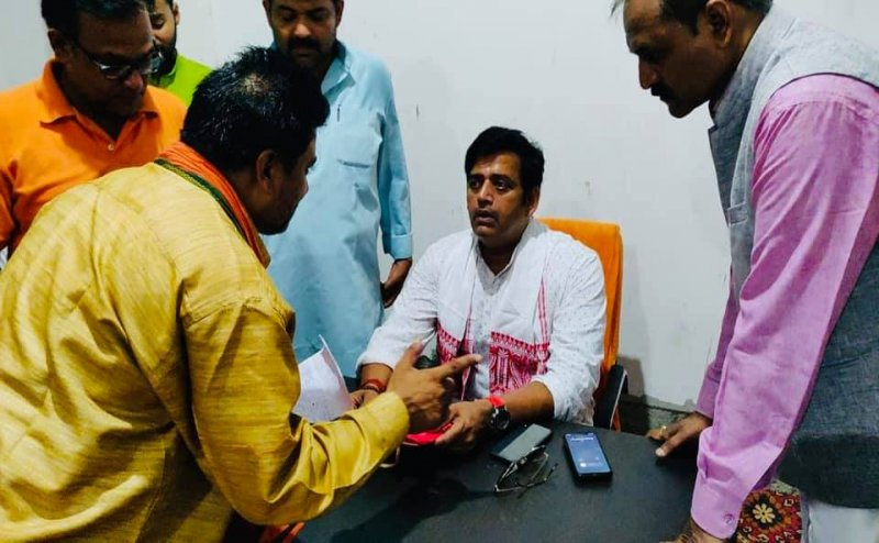 गोरखपुर में खुला सांसद रवि किशन का जनसंपर्क कार्यालय, यहां होगा जनता की समस्याओं का तत्काल समाधान