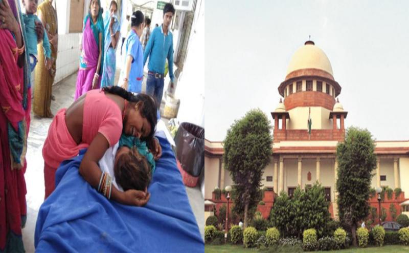 चमकी बुखार: बिहार में हुई बच्चों की मौत का मामला पहुंचा सुप्रीम कोर्ट, जनहित याचिका दाखिल