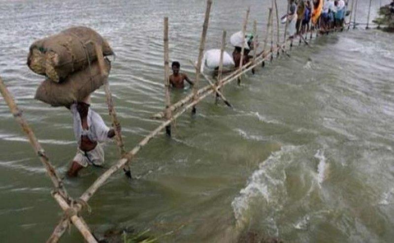 कोसी- सीमांचल-चंपारण समेत बिहार के कई इलाकों में बाढ़ का खतरा, 7 दिनों से हो रही लगातार भारी बारिश