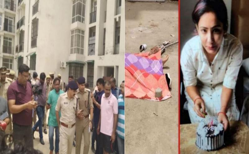 लखनऊ: बालकनी से गिरकर संदिग्ध हालात में पायलट की पत्नी की मौत, महज 14 दिन पहले हुई थी शादी