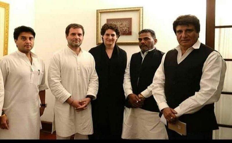 राजबब्बर से नाराज़ प्रियंका गांधी, बोलीं- UP में पार्टी की बदतर हालत के लिए वही ज़िम्मेदार!
