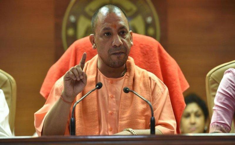 सोनभद्र नरसंहार में आरोपियों का समाजवादी पार्टी से है कनेक्शन: CM योगी