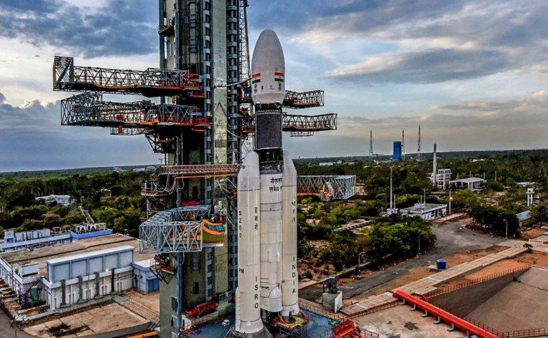 Chandrayaan 2: श्रीहरिकोटा में बारिश, चंद्रयान 2 के लिए तैयार हो रहा GSLV