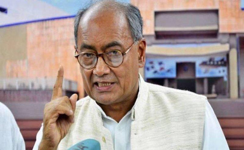 व्यापम का जिन्न: दिग्विजय ने CM कमलनाथ को लिखी चिट्ठी,कहा- दोषियों को बख़्शा नहीं जाए