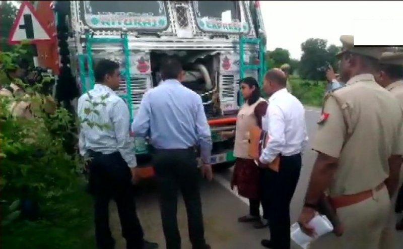 उन्नाव रेप: एक्शन में CBI, रायबरेली पहुंची टीम, घटनास्थल पर की जांच