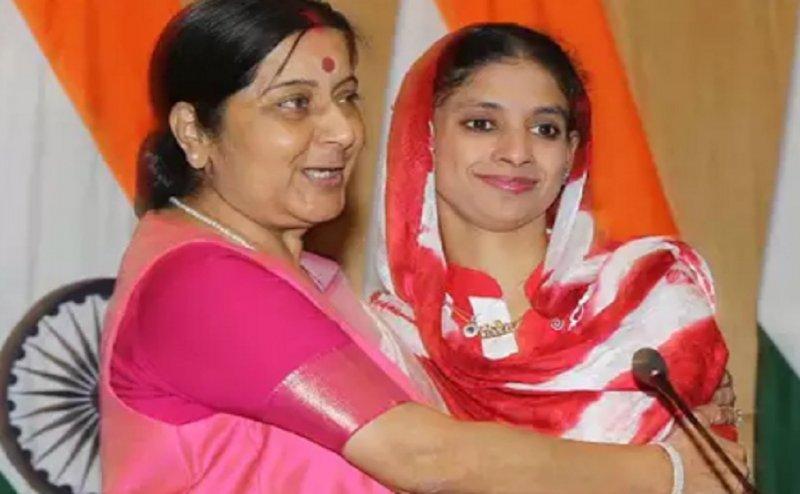 सुषमा स्वराज के प्रयास के बाद ही पाकिस्तान से अपने वतन लौटी थी 'हिंदुस्तान की बेटी' गीता