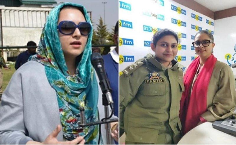 श्रीनगर में तैनात इस दो महिला ऑफिसर की हो रही चर्चा, तनाव के बीच निभा रहीं अहम भूमिका