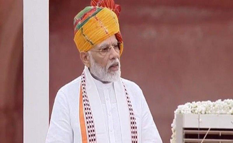 PM मोदी बोले- Article 370, 35A को हटाना, पटेल के सपनों को साकार करने जैसा