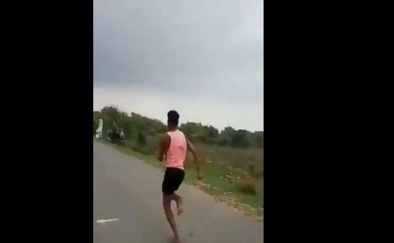 भारत के Usain Bolt के रुप में मिला MP का रामेश्वर, 11 सेकंड में 100 मीटर की फर्राटा दौड़