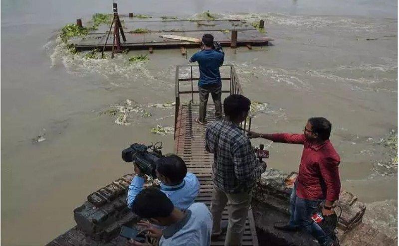 दिल्ली में कहां-कहां है बाढ़ का खतरा, इन इलाकों में घुस चुका है बाढ़ का पानी