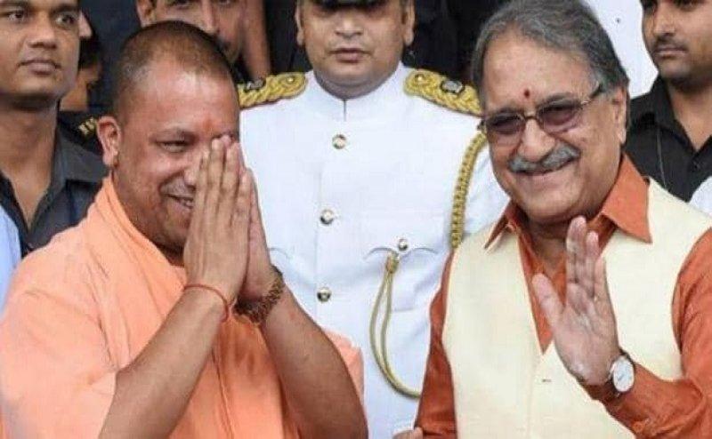 UP में मंत्रिमंडल विस्तार से पहले सियासी तूफान, वित्त मंत्री राजेश अग्रवाल समेत 5 मंत्रियों ने दिया इस्तीफा