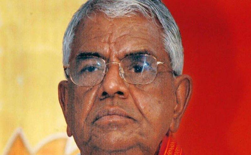 यूपी के बाबूलाल गौर कैसे बन गए मध्य प्रदेश के CM? दिलचस्प है कहानी