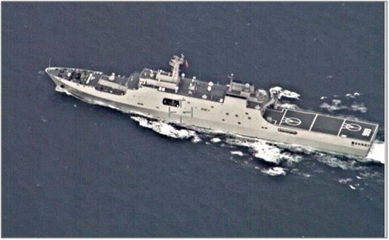 हिंद महासागर में दिखे चीनी युद्धपोत, Indian Navy अलर्ट पर, टोही प्लेन ने लीं तस्वीरें