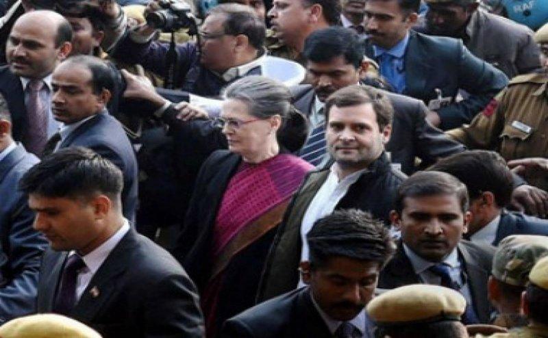 गांधी परिवार की सुरक्षा में मोदी सरकार ने किया बदलाव, अब विदेश यात्रा के दौरान SPG भी रहेंगे साथ