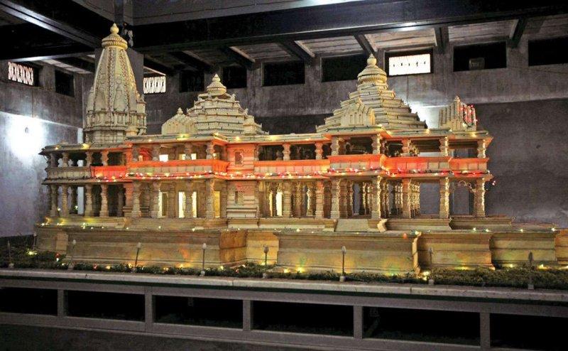 अयोध्या: अगले साल रामनवमी से शुरू हो सकता है राम मंदिर का निर्माण!