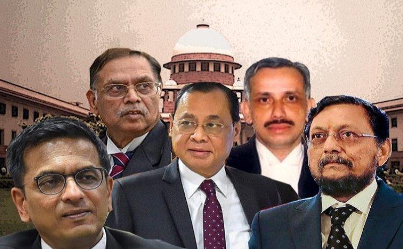 अयोध्या मामले का फैसला सुनाने वाले पांचों जजों की बढ़ाई गई सुरक्षा