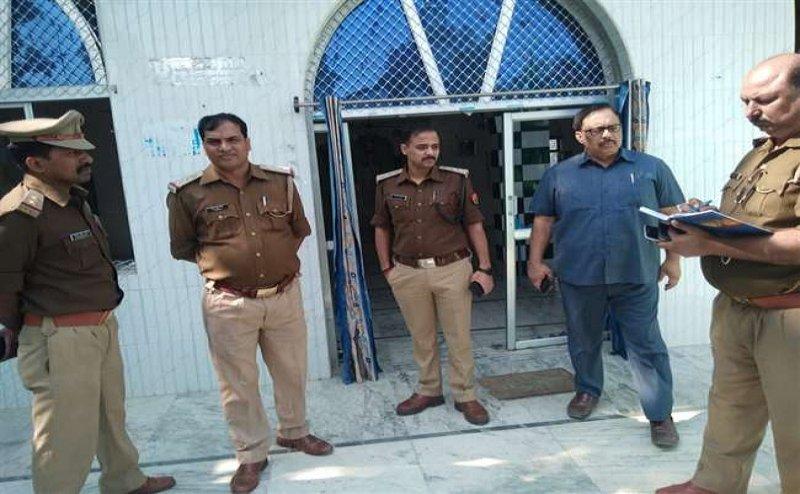 कुशीनगर की मस्जिद में बारूद से हुआ था विस्फोट, मौलाना समेत 4 गिरफ्तार