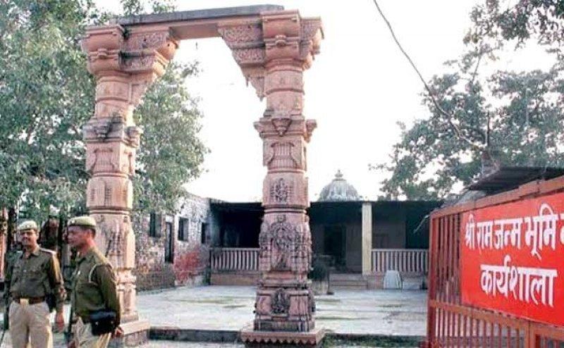 राम मंदिर ट्रस्ट को जमीन सौंपने की कवायद शुरू, हो रही दोबारा पैमाइश
