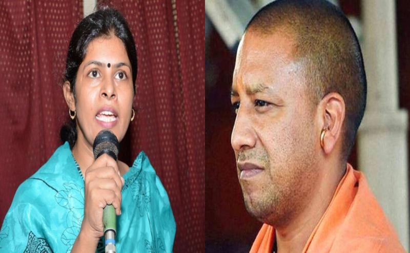 लखनऊ सीओ को कथित रूप से धमकाने का मामला, CM योगी ने मंत्री स्वाति सिंह को किया तलब