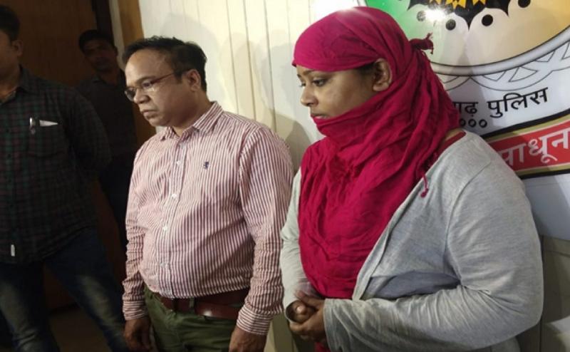 हनी ट्रैप: पति-पत्नी गिरफ़्तार, अश्लील वीडियो बनाकर करते थे ब्लैकमेल