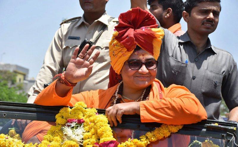 मिल गई माफी! BJP सांसद प्रज्ञा सिंह ठाकुर को रक्षा मंत्रालय की कमेटी में मिली जगह