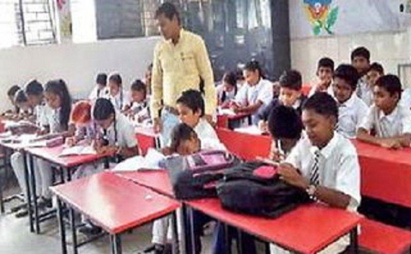 इस सरकारी स्कूल के बच्चों की अंग्रेज़ी ऐसी कि They can leave अंग्रेज़ behind
