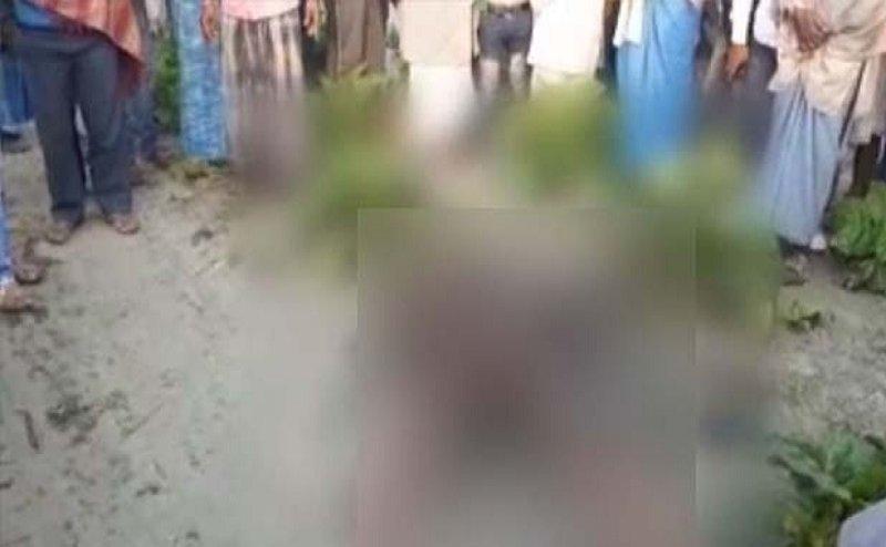 24 घंटे के अंदर दो युवतियों के अधजले शव बरामद होने से बिहार में सनसनी