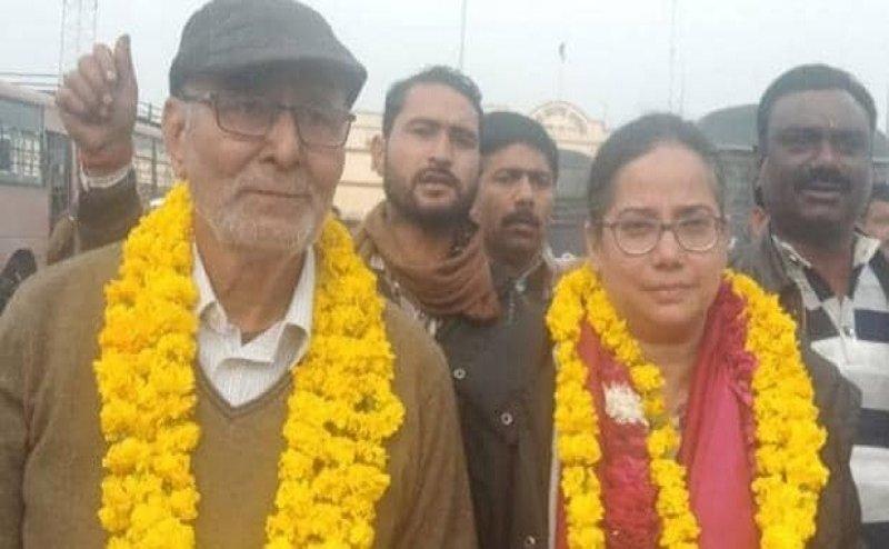 CAA Protest: दारापुरी और सदफ जाफर रिहा, कहा- पुलिसकर्मियों ने मारी लात, पाकिस्तानी भी बोला