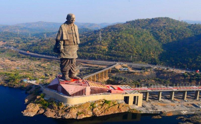 Statue Of Unity बना दुनिया का आठवां अजूबा, SCO की लिस्ट में हुआ शामिल