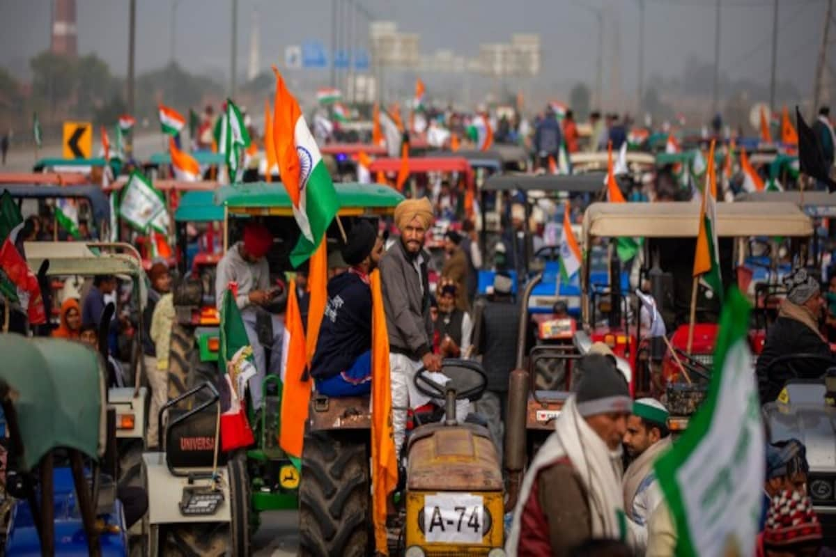 बागपत-मेरठ-गाजियाबाद से लेकर दिल्ली तक सड़कों पर किसानों ट्रैक्टर का राज, 2 दिन जाम के हालात, संभलकर निकलें घर से