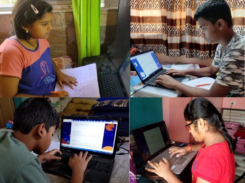 प्राइवेट स्कूलसंचालक नवमीं व ग्यारहवीं के विद्यार्थियों की आनलाइन परीक्षा ले सकते हैं