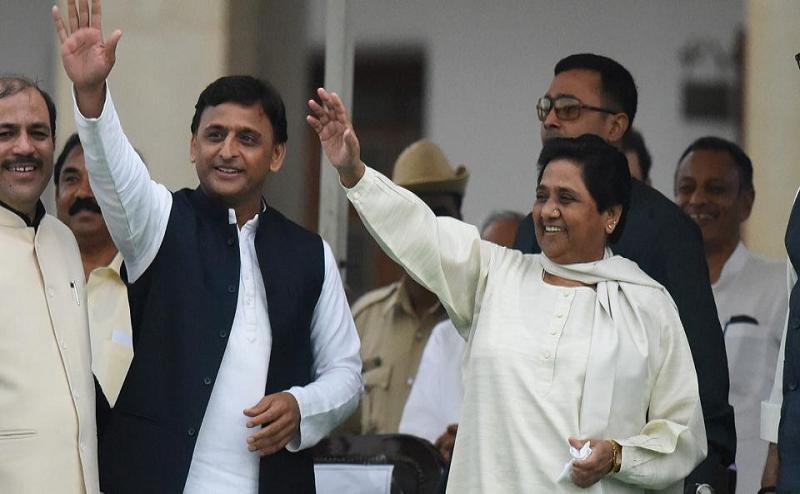 Loksabha Election Results 2019: जानिए किस तरह अखिलेश यादव ने मायावती की पार्टी को दे दी संजीवनी?