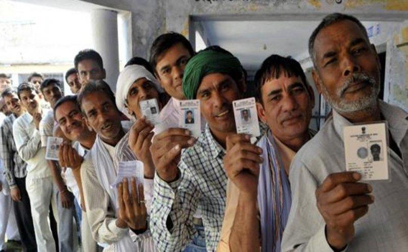 Lok Sabha Election 2019: यूपी की 8 सीटों पर दोपहर 12 बजे तक 24.32 फीसदी मतदान, वोटिंग जारी