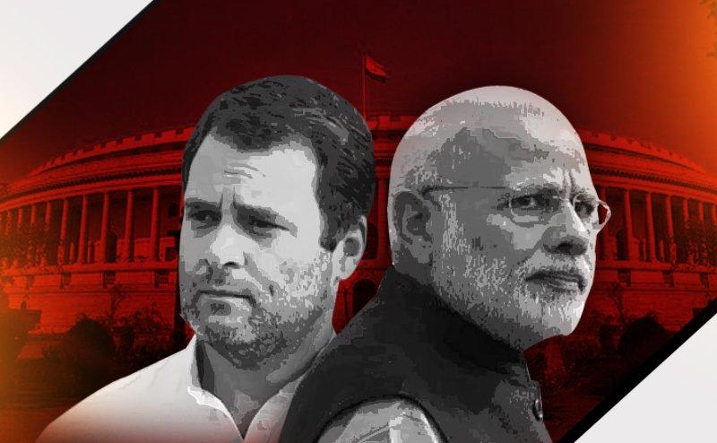 मोदी से काफी आगे निकले राहुल, इन राज्यों में राहुल गांधी बने PM पद की पहली पसंद (सर्वे)