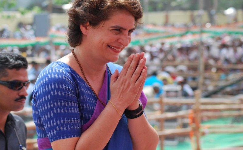 फुस्स हो गई प्रियंका गांधी की पॉलिटकल इंट्री! यूपी में वोटकटवा पार्टी भी नहीं बन पाई कांग्रेस