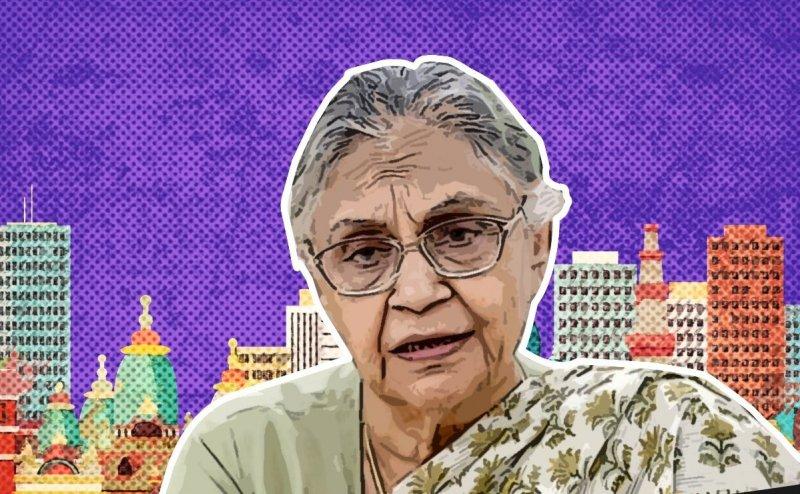 जिस वर्ल्ड क्लास दिल्ली पर हम आज नाज़ करते हैं उसकी शिल्पकार शीला दीक्षित ही थीं
