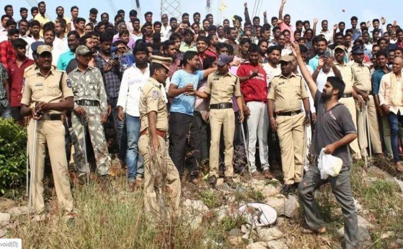 ऐसे हैदराबाद पुलिस ने मार गिराया गैंगरेप के चारों आरोपियों को, पढ़िए पूरी Inside स्टोरी